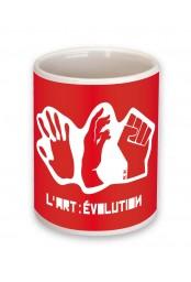 Mug L'art : évolution