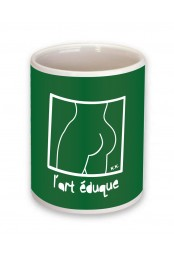 Mug L'art éduque