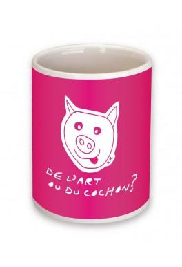 Mug De l'art ou du cochon
