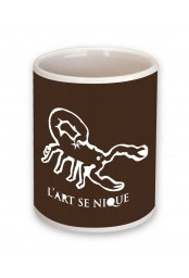 Mug L'art se nique