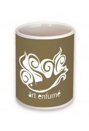 Mug Art enfumé