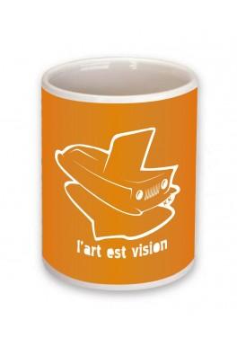 Mug L'art est vision