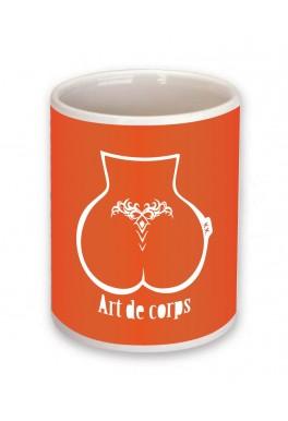Mug Art de corps