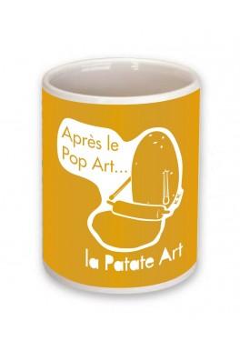 Mug Patate Art