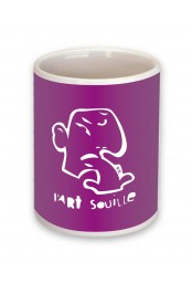 Mug L'art souille
