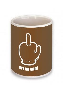 Mug Art au gant