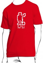 T-shirt A mort l'art bit