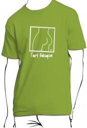T-shirt L'art éduque