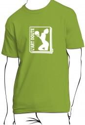 T-shirt L'art doute