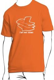 T-shirt L'art est vision