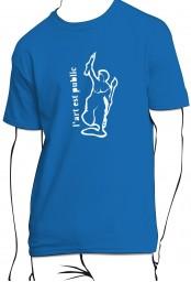T-shirt L'art est public