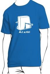 T-shirt Art à Kiri