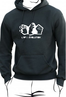 Sweat L'art : évolution