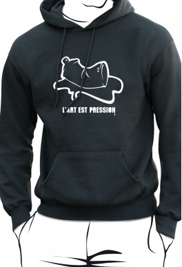 Sweat L'art est pression