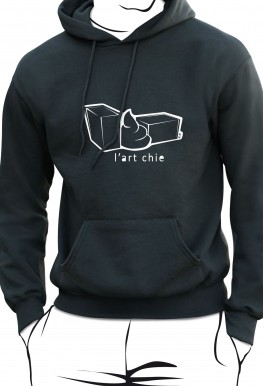 Sweat L'art chie