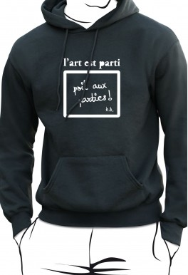 Sweat L'art est parti