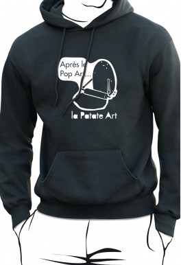 Sweat Patate art