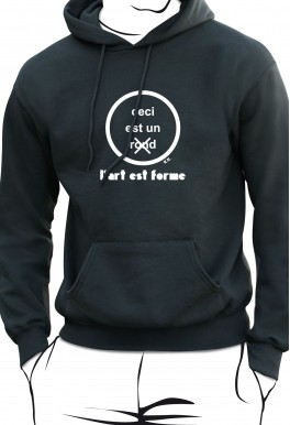 Sweat L'art est forme